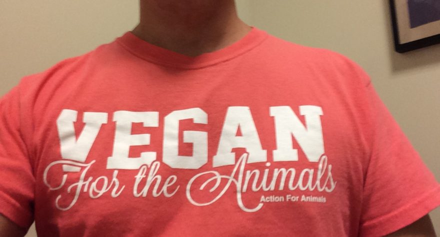 One of my favorite tees. Purchased from Action for Animals. http://www.afa-online.org/